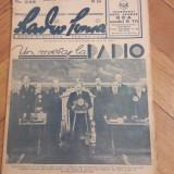 Revista Radio - Radiofonia anul 1933  - No 248
