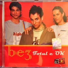 Be3 - Totul E OK (1 CD) - Muzica Pop mediapro music