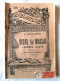 """VISUL LUI MACAR. Legenda iacuta"", V. Korolenko. Editie interbelica, Alta editura"