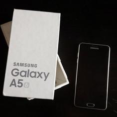 Samsung Galaxy A5(2016), 16GB Gold - Telefon Samsung, Auriu, Neblocat, Single SIM