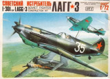 Macheta avion LaGG-3  / I-301 - Apex Nr. 2001,  scara 1:72
