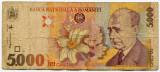 5000 lei 1998