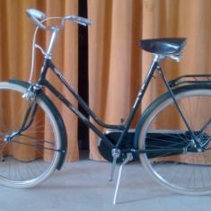 Bicicleta Westfalen Dama - Bicicleta Dama, 21 inch, 28 inch, Numar viteze: 1