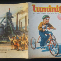 Revista Luminita nr. 6/ 1959 - Revista scolara