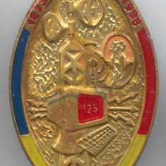 Insigna Militara - TELECOMUNICATII SPECIALE