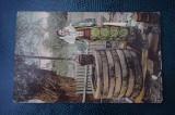 AKVDE18 - Carte postala - Vedere - Salutari din Romania - Port popular, Circulata, Printata