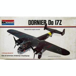 Macheta avion Dornier Do 17Z - Monogram 6842, scara 1:72 VINTAGE
