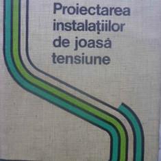 Priectarea Instalatiilor De Joasa Tensiune - M. Duminicatu, C. Bianchi, C. Ionescu, N. Mironesc, 409361 - Carti Electrotehnica