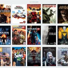 Cont origin Need for Speed PayBack + 25 jocuri - Joc PC Electronic Arts