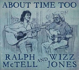 Ralph & Wizz Jone McTell - About Time Too ( 1 CD )