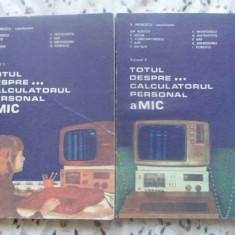 Totul Despre... Calculatorul Personal Amic Vol.1-2 - A. Petrescu Coordonator, 409425