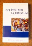 Cumpara ieftin NOI INTALNIRI LA IERUSALIM - Costel Safirman, Leon Volovici (Editura ICR, 2007)