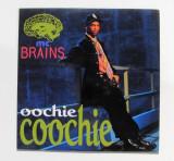 MC Brains - Oochie Coochie (1992, Motown) disc vinil Maxi Single Hip Hop / rap