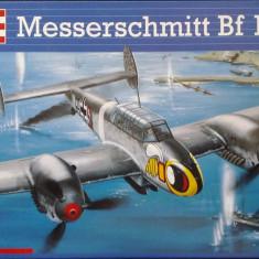 Macheta avion Messerschmitt Bf 110E-1 - Revell 04341, scara 1:72