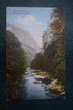 AKVDE18 - Carte postala - Baile Herculane - Valea Cernei, Circulata, Printata