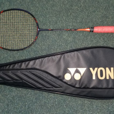 Racheta Badminton Profi Yonex Glanz + OverGrip Nou