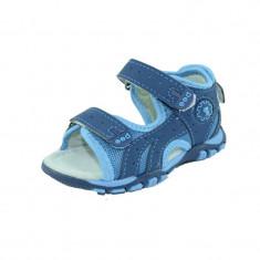 Sandale pentru baietei CLIBEE A-6B, Bleumarin - Sandale copii
