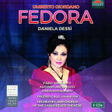 U. Giordano - Fedora ( 2 CD )