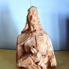"ION VLASIU (1908 - 1997) ""Avram Iancu""- teracota, Abstract, Piatra, Europa"