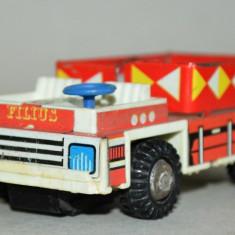 Masinuta veche RDG Filius Camioneta cu frictiune - Jucarie de colectie