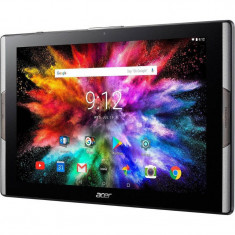 Tableta Acer Iconia Tab 10 A3-A50 10.1 inch MediaTek MT8176 2.1GHz Hexa Core 4GB RAM 64GB flash WiFi Android 7.0 Black