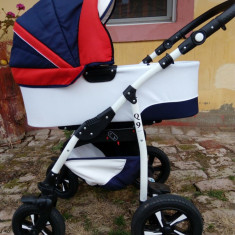 Carucior Baby Merc Q9 3 in 1, ham Chicco, masa schimbat bebelusul - Carucior copii 3 in 1 Baby-Merc, Multicolor