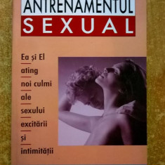 Mary Lee Armstrong - Antrenamentul sexual - Carte ezoterism