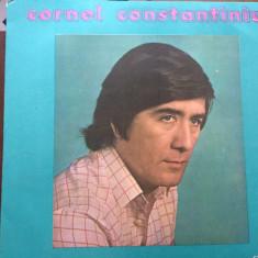 Cornel constantiniu linia vietii disc vinyl lp Muzica Pop electrecord slagare usoara, VINIL
