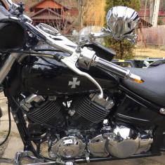 Chopper Yamaha Dragstar 650 - Motocicleta