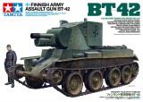 + Macheta 1/35 Tamiya 35318 -  BT 42 Finnish Army Assault Gun +