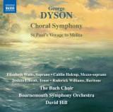 G. Dyson - Choral Symphony ( 1 CD )