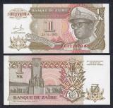 ZAIR (actuala R.D. Congo). 1 N. LIKUTA 1993. UNC.