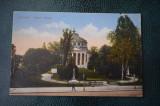 AKVDE18 - Carte postala - Bucuresti - Ateneul, Circulata, Printata