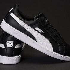 Pantofi Sport Puma Smash Pentru Barbati - Adidasi Originali - Piele - Adidasi barbati Puma, Marime: 39, Culoare: Din imagine