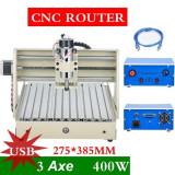 CNC Router, 3 axe, seria 3040T, >36