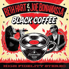 Beth Hart Joe Bonamassa Black Coffee LP (2vinyl) - Muzica Blues