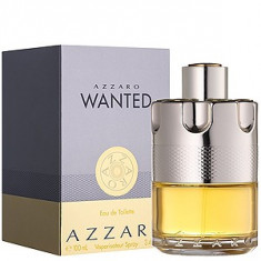 Azzaro Wanted EDT 50 ml pentru barbati - Parfum barbati Azzaro, Apa de toaleta