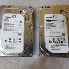 Hard disk Seagate SV35 2TB, 7200rpm, 64MB cache, SATA III - teste reale, Peste 2TB, SATA 3
