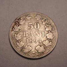 50 bani 1894 - Moneda Romania
