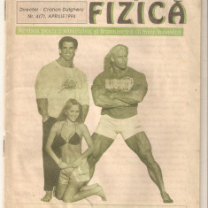Revista Conditia Fizica nr.4-1994 - Revista barbati