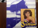 Gina patrascu gina album disc vinyl lp muzica pop usoara slagare electrecord, VINIL