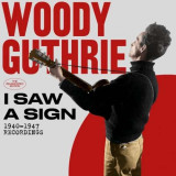Woody Guthrie - I Saw a Sign ( 2 CD )