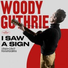 Woody Guthrie - I Saw a Sign ( 2 CD ) - Muzica Folk