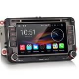 Navigatie auto 2 din, Pachet dedicat VW/SEAT, Android, WIFI+GPS, 7 inch