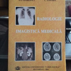 RADIOLOGIE. IMAGISTICA MEDICALA - S.A. GEORGESCU - Carte Radiologie