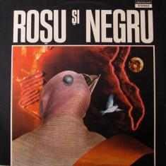 Rosu si Negru – Semnul tau (LP - Romania - VG) - Muzica Rock electrecord, VINIL