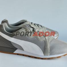 Adidasi Puma Pacer 44EU - produs original, factura si garantie - Adidasi barbati Puma, Culoare: Gri