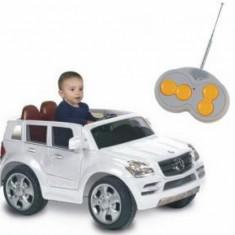 Masinuta electrica copii Mercedes Benz Alb Biemme