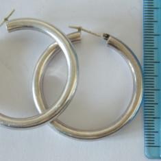Cercei argint -1696