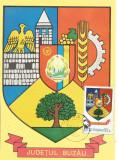 No(2)ilustrata maxima-BUZAU, Romania de la 1950, Istorie